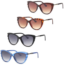 Load image into Gallery viewer, MisAmores - Butterfly Fashion Style Frame Sunglasses 4-Pack