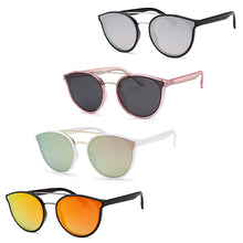 Load image into Gallery viewer, AFONiE Metal Bridge Sunglasses (4 Pack)
