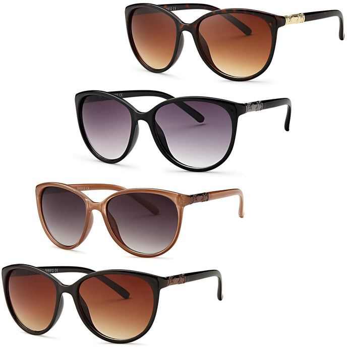 AFONiE Diva Decorated Sunglasses - Pack of 4