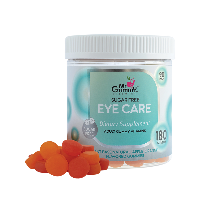 Sugar Free Eye Care (180 ct. Item)