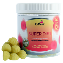 Load image into Gallery viewer, Sugar Free Super Diet (100 ct. Item)