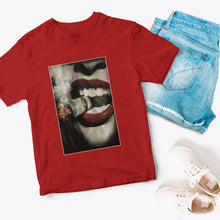 Load image into Gallery viewer, Smoking Money Cigar Unisex T-Shirt