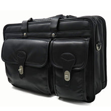 Load image into Gallery viewer, PU Leather Briefcase for Laptop