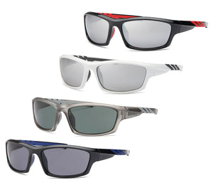 Born To Ride Men Sunglasses- 4 Pack