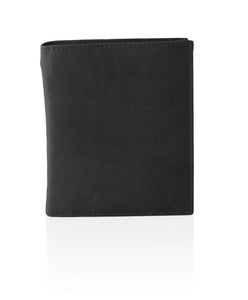 Deluxe RFID-Blocking Soft Genuine Leather Bifold Wallet For Men - Tan - WholesaleLeatherSupplier.com  - 9