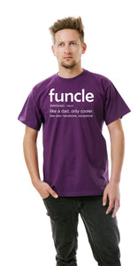 'Funcle' Men's T-shirt