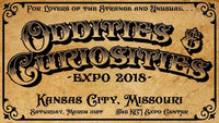 Oddities and Curiosities Expo