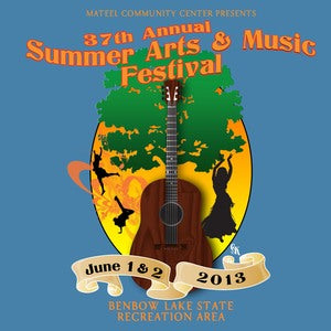 The 37th Annual Summer Arts and Music Festival
