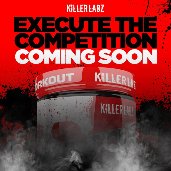 Executioner Pre Workout coming soon!