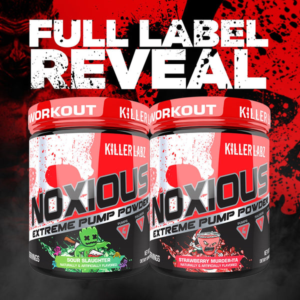 New Noxious Label and Formula Revealed