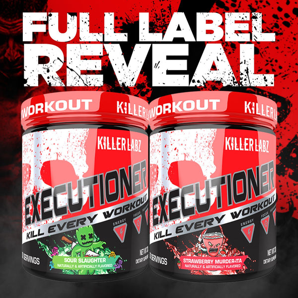 New Executioner Label and Formula Reveal