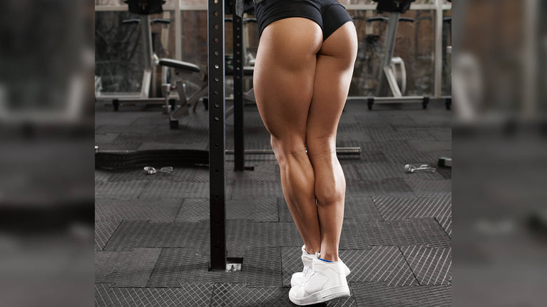 Best way to build your calves