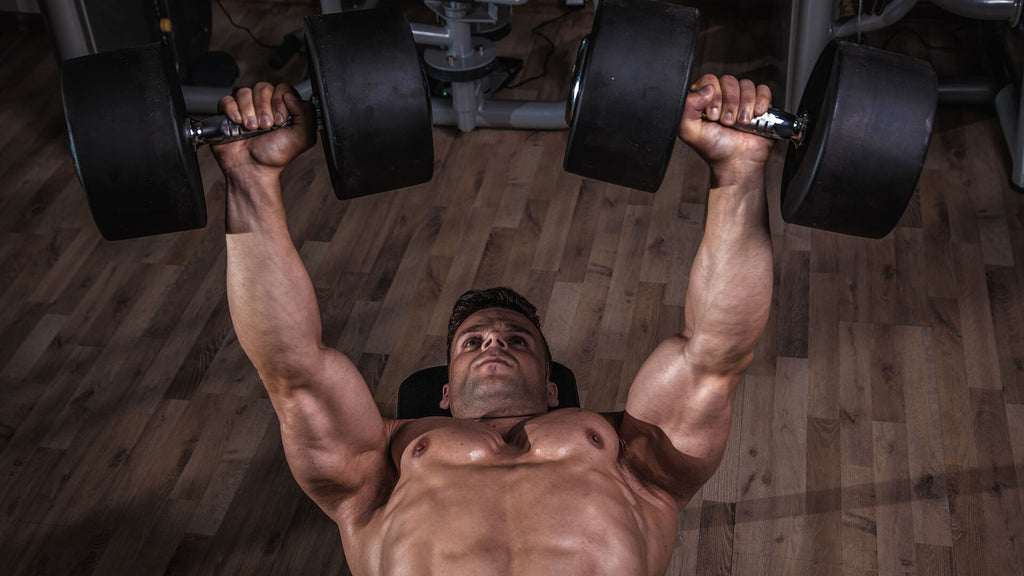 3 Bench Press Exercises You Must Try