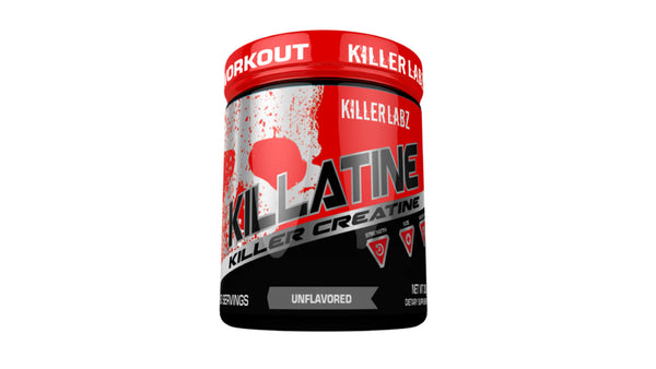 Stack3d.com : Killer Labz Killatine (creatine ) and Killamine (glutamine)