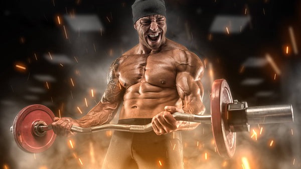 Best Pre Workout Supplements - Beta Alanine