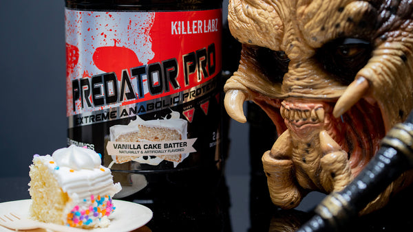 Protein Recipes with Predator Pro