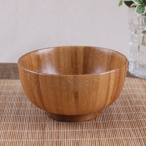 Exquisite Bamboo Mixing Bowl
