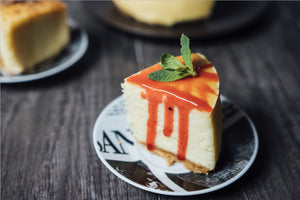 New York Style Cheesecake - Award Winning - Just Add Water & Bake