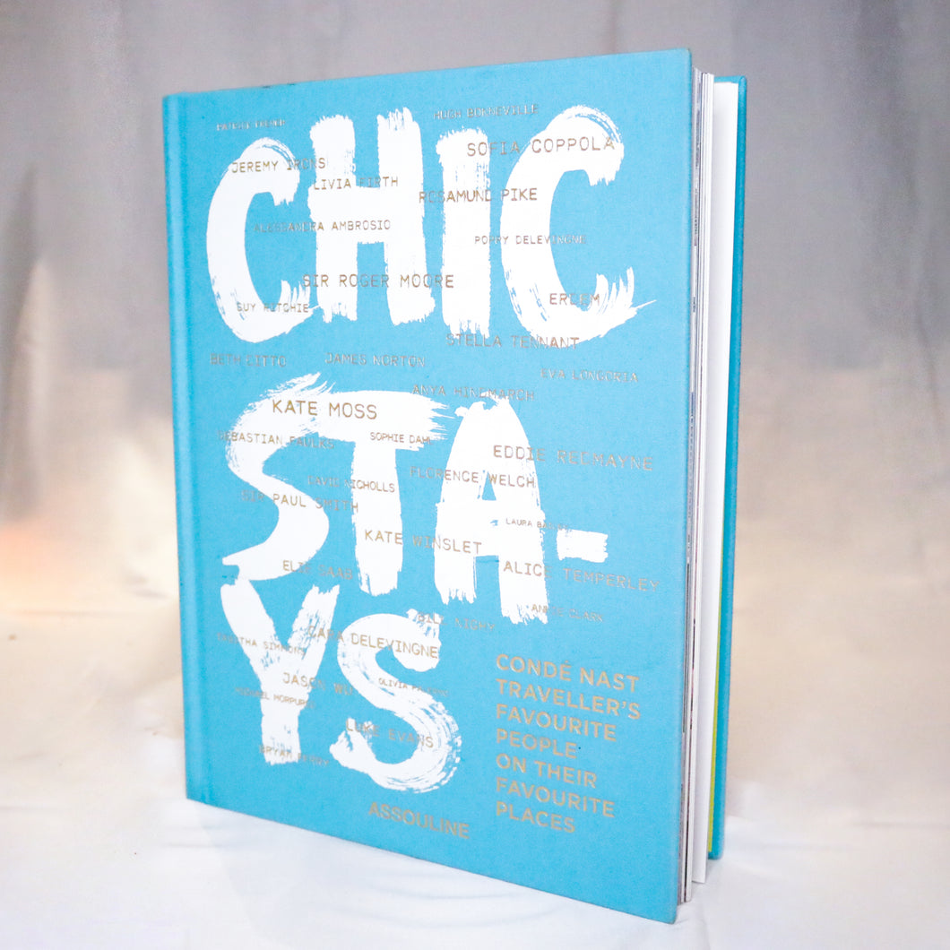 Chic Stays - Coffee Table Book