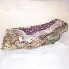 Load image into Gallery viewer, Large Amethyst Geode Piece