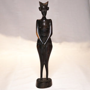 Lady African Sculpture
