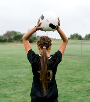 6 Cool & Cute Soccer Hairstyles for Athletes