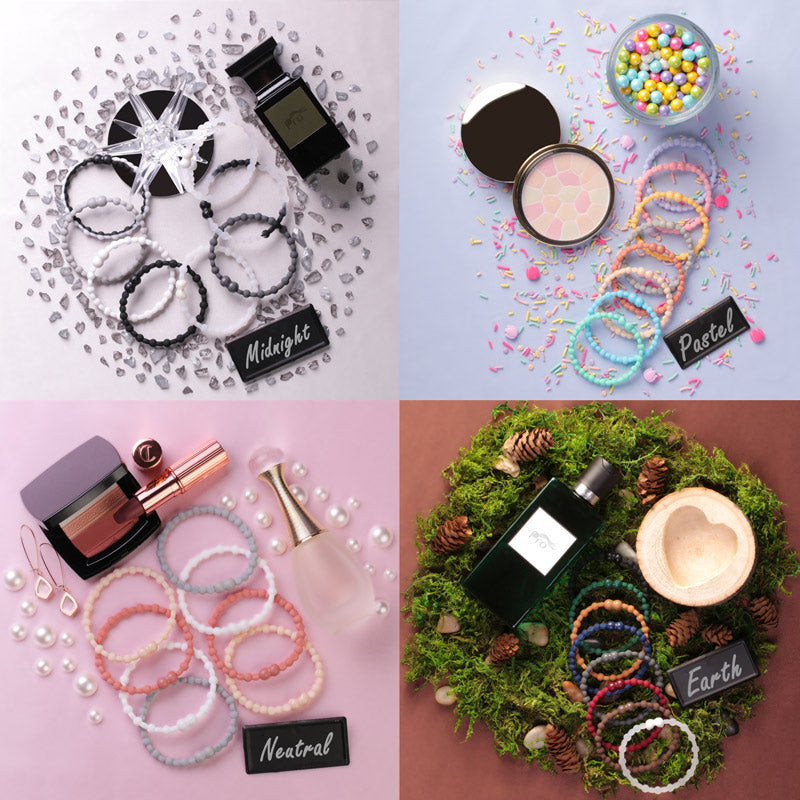 Hair Ties Promotion Banner