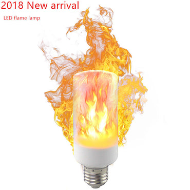 Led Flame Lamps LED Flame Effect Light Bulb