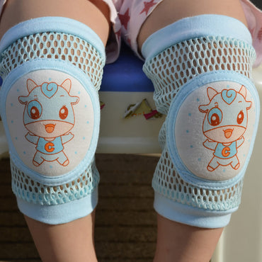 Baby Leg Warmers Cartoon Safety