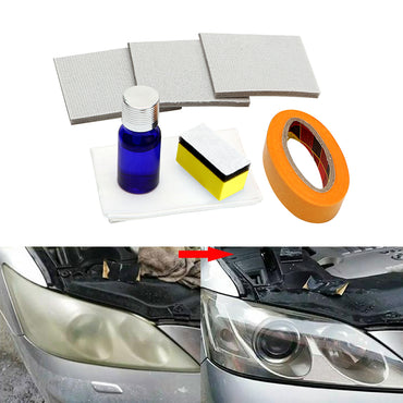 Car Headlamp Polishing Anti-scratch