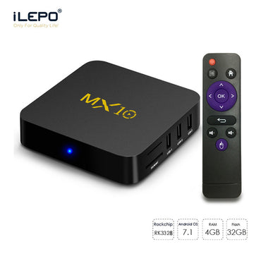 MX10 Smart TV Box Android 7.1