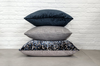 Cushion in Bespoke Midnight - Zanders & Co