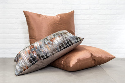 Cushion in Couture Copper - Zanders & Co