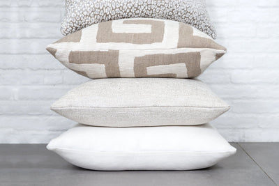 Cushion in Medina Linen - Zanders & Co