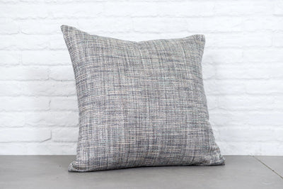 Cushion in Miscela Denim - Zanders & Co