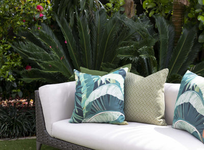 cushion throw pillow in Paringa | 007 OUTDOOR - Zanders & Co