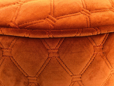 Cushion in PELUCHE OTTOMAN 800MM ROUND - Zanders & Co