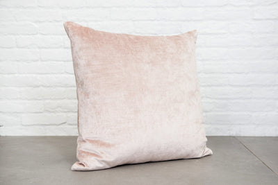 cushion throw pillow in Vintage | Blush - Zanders & Co