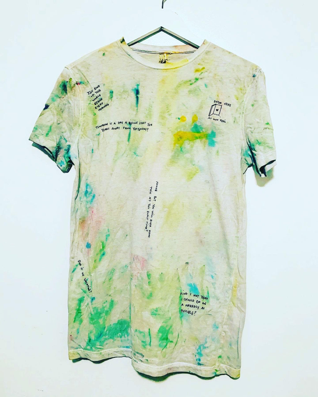 Moss - Custom Color Tee
