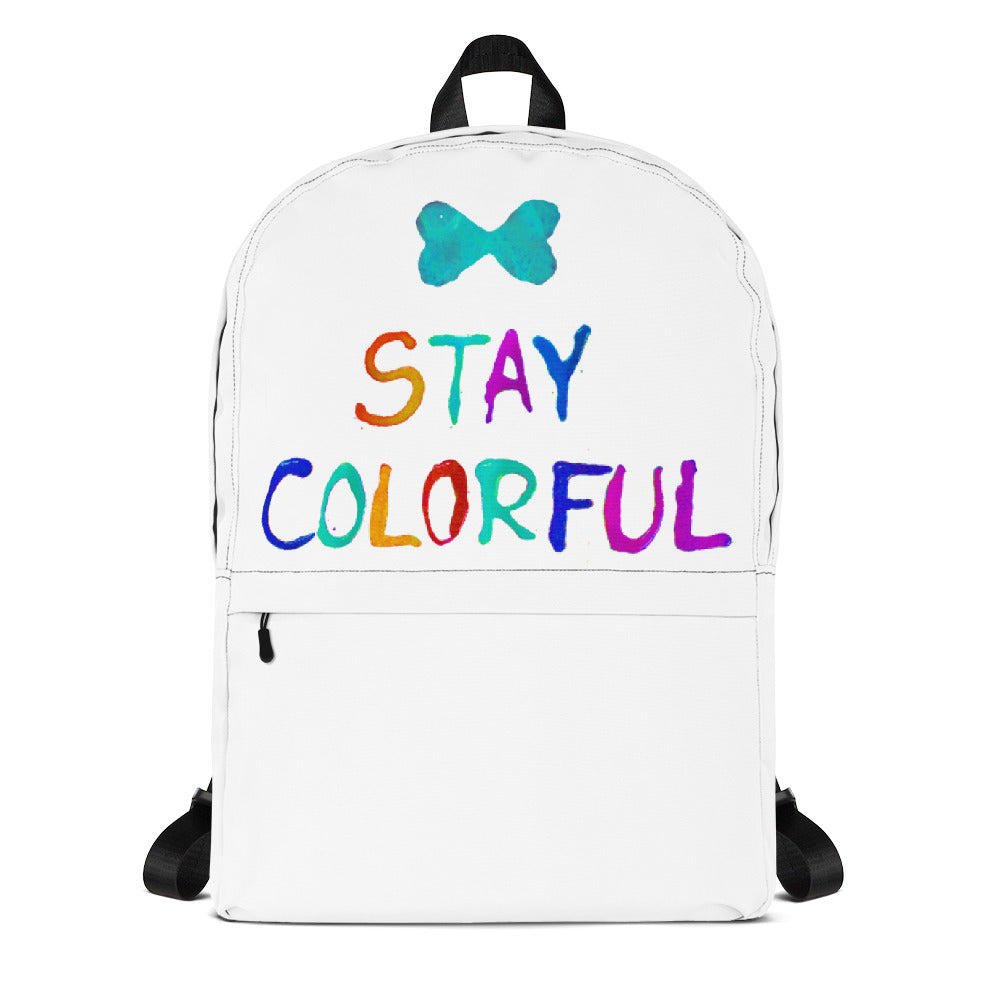 STAY COLORFUL - Backpack