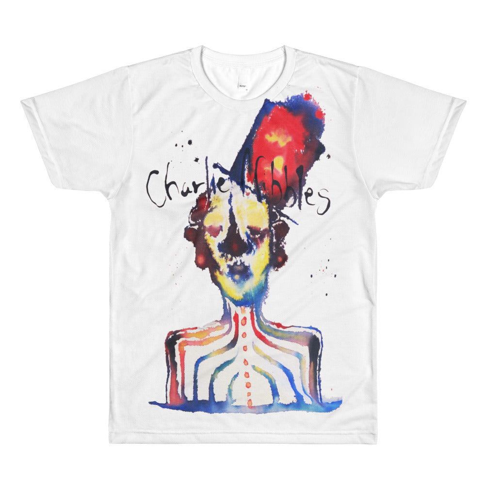 RAINBOW BODY - Watercolor Art Tee