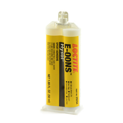 LOCTITE EA E-00CL CR 50ML EN Antes: LOCTITE HYSOL E-00CL 50ML