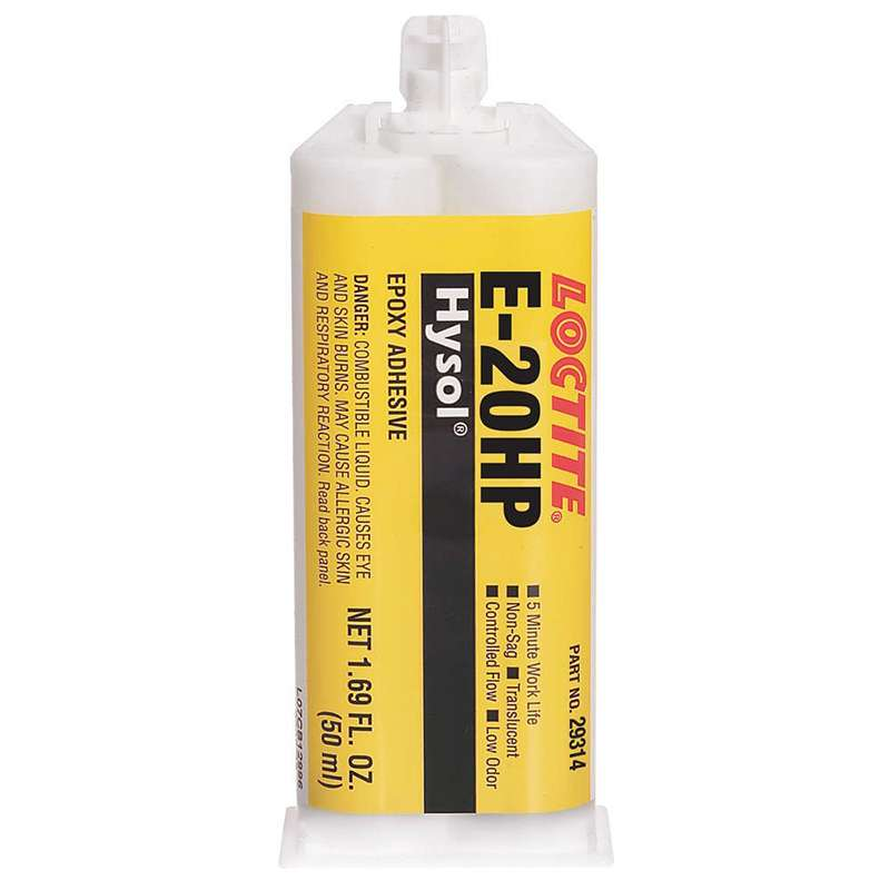 LOCTITE EA E-20HP 50ML                                                     Antes: LOCTITE HYSOL E-20HP 50ML