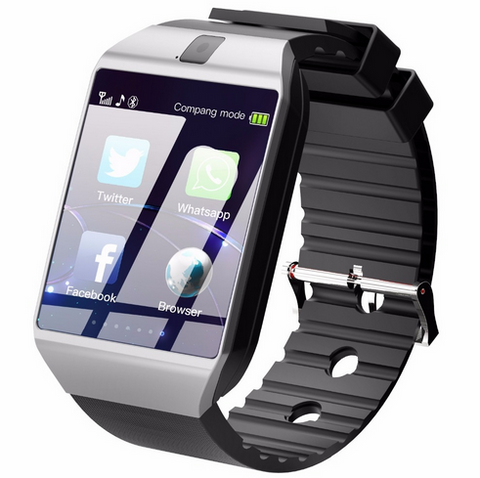 DZ09 Android Powered Bluetooth Smartwatch