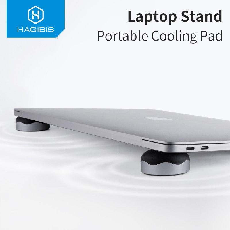 Stylish Magnetic Portable Laptop Cooling Pad