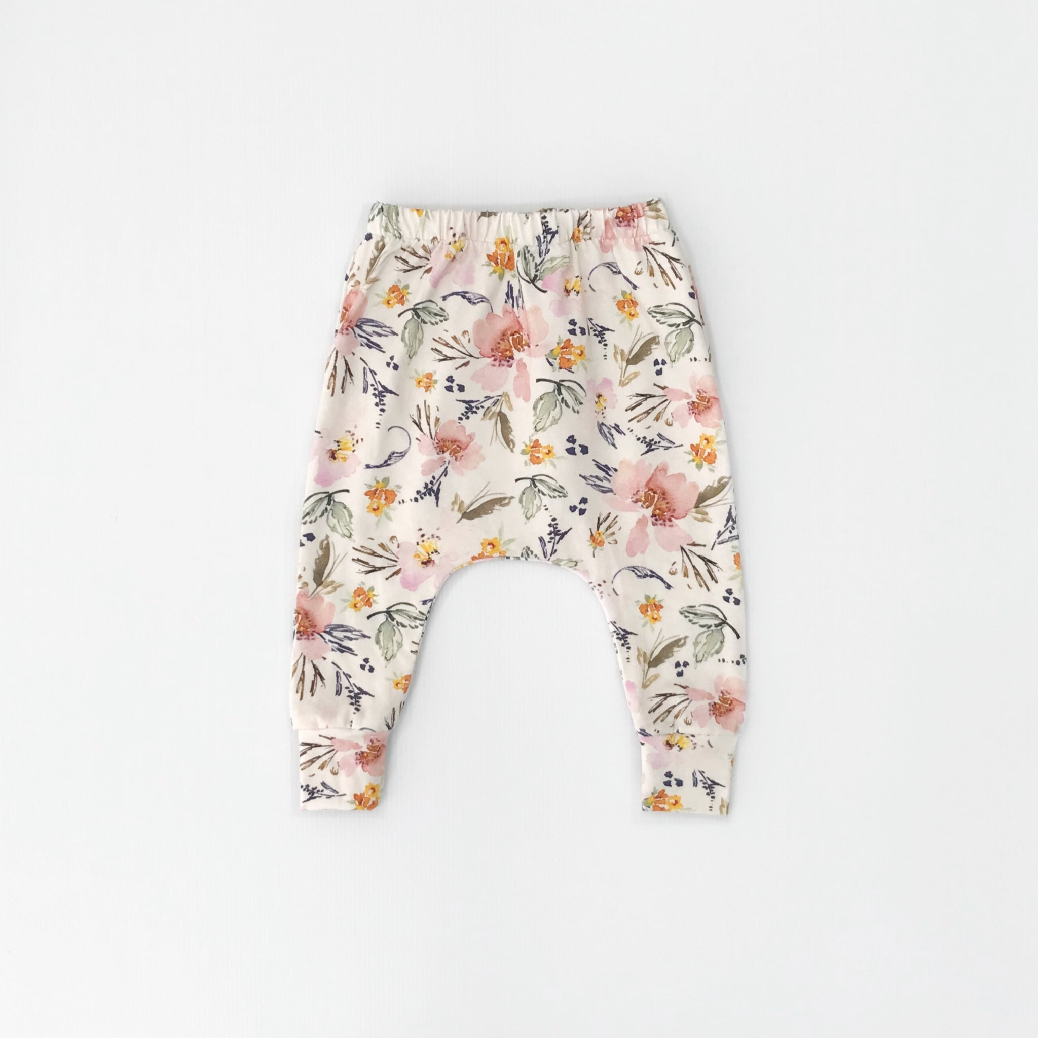 Slouch Leggings | Spring Florals