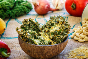 Kale Chips Mediterranean Mix