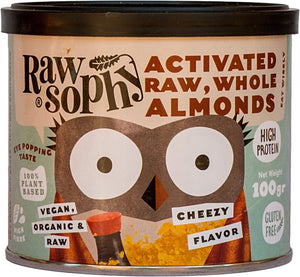 Activated Almonds Cheezy Crunch