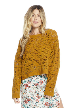Sun-kissed Sweater