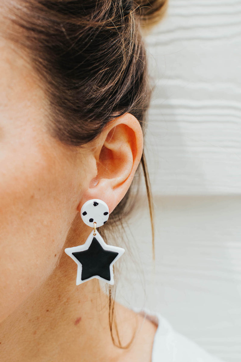 Jessica Wild Star Earrings